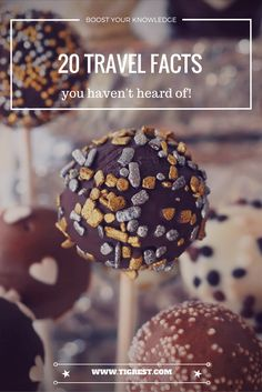Fun travel facts and trivia about the world, destinations, travel and life. Collection of 20 best facts everyone should know