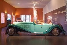 Bugatti Royale Esders Roadster Type 41, 1930/1990 - Región de Alsacia - FRANCIA. Foto No. 27698