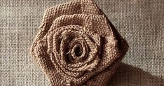 How easy and quick to sew a rose from a fabric or satin ribbon. How interesting it is to decorate brooches, necklaces, hair clips, ha. Front Door Paint Colors, Painted Front Doors, Rose Tutorial, Diy Tutorial, Burlap Rosettes, Diy Flowers, Flower Pots, Ribbon Diy, Burlap Projects