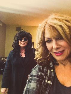 Twitter / NancyHeartMusic: Heading to rehearsal! #RockHall2013.