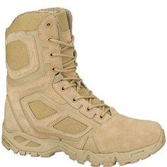 5469 Magnum Men's Elite Spider 8.0 Uniform Boots - Tan
