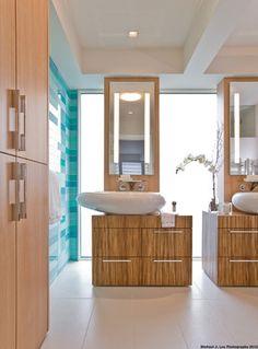 Swampscott - Bathroom - contemporary - bathroom - boston - Light Positive