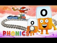Phonics - Journey Through the Alphabet! | Learn to Read | Alphablocks - YouTube The Letter Y, Easy Spells, Hard Words, Phonics Sounds, Learn To Read, Kids Learning, Alphabet, Journey, Lettering