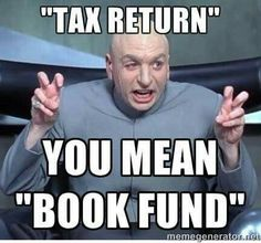 The best way to use your tax return!