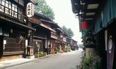 Narai 中山道 木曽路 奈良井宿 in Shiojiri, 長野県Historic Edo-era town  More info: http://www.japan-guide.com/e/e6080.html & http://travelswithsheila.com/sheilas-favorite-town-on-the-nakasendo-trail-narai-juku.html