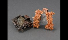 Visual Arts Class - Jewelry: Stone Settings: Electorforming Stone Settings - Phoenix - Arizona - Mesa