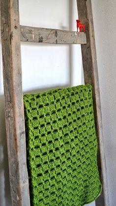 Crochet Shawl: free pattern