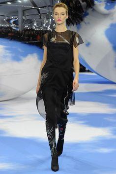 Dior RTW Fall 2013 - Slideshow - Runway, Fashion Week, Reviews and Slideshows - WWD.com