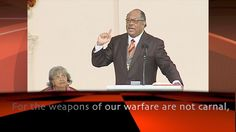 Weapons Of The Righteous Are Not Carnal