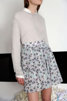 Edeline Lee - Fall 2016 Ready-to-Wear