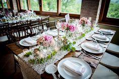 Table decorations. Wedding at Borgo Giusto, Lucca, Kate and John.  #wedding #photography #lucca #tuscany borgogiusto #qualcosadiblu  #flowers #table #decorations