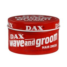 Dax Pomade Wave and Groom. Superior hold. Great to mix with SGB blue.