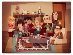 personagens-cultura-pop-ilustrados-por-james-gilleard (4)