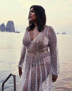 Plus Size Fashion – Curvy Friends Plus Size Gowns, Wedding Dresses Plus Size, Plus Size Wedding, Wedding Gowns, Look Plus Size, Plus Size Women, Curvy Outfits, Plus Size Outfits, Girl Outfits