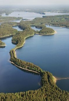 Finland by Jukka Gröndahl Alvar Aalto, Nature Scenes, France Travel, Helsinki, Dream Garden, Beautiful World, Scenery, Ocean, Adventure