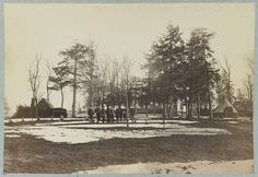 Head Quarters 3d Army Corps. March, 1864