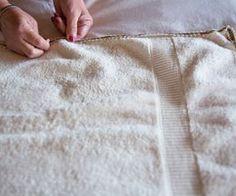 How to Make Bath Towel Wraps | eHow