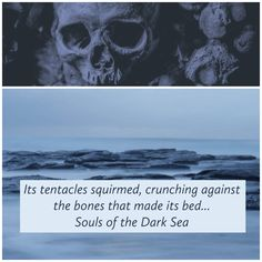 Book graphic for Souls of the Dark Sea