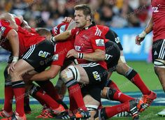 Super Rugby - Chiefs v Crusaders, 28 February 2015