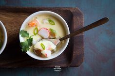 Silky Smooth Instant Pot Chawanmushi (Japanese Steamed Egg Custard) - Learn how to make an amazingly smooth and soft steamed egg custard loaded with all the savory goodness in your Instant Pot Steamed Eggs, Steamed Tofu, Egg Tofu, Steam Recipes, Kids Menu, Steamer, Custard, Japanese Food, Instant Pot