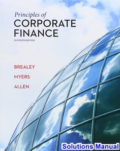 Real estate finance investments 15th edition solutions manual principles of corporate finance 11th edition brealey solutions manual test bank solutions manual exam bank quiz bank answer key for textbook download fandeluxe Image collections