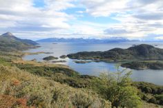 A beautiful view in Patagonia (a coastal area in South America):  #vacation #nature #adventure  Visit transatlantic.travel or contact Eileen Schlichting to learn more!