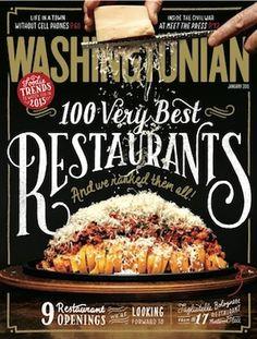 Washingtonian's Best Restaurants List Is Out—and Komi Is the Big Winner | Food & Restaurant News | Washingtonian