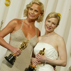 Oscars most iconic - 2004 - Charlize Theron -  Gucci