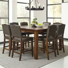 Rochester 9 Piece Dining Set