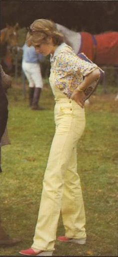 Lady Diana during her engagement to Prince Charles df61ed3e5d