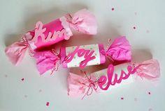 Como hacer cajitas en forma de caramelo para regalo ¡Un envoltorio muy dulce!