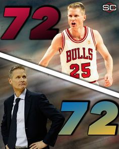 Steve Kerr knows how to win. He is now the only member of both 72-win teams in NBA history.