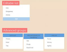 Sortable – A minimalist JavaScript library for reorderable drag-and-drop lists
