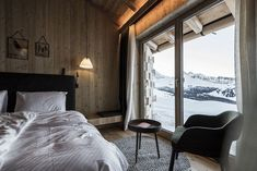 The 'Zallinger Refuge Hotel' in Seiser Alm, an alpine region in Italy known for its picturesque ski slopes, has had a recent refurbishment by Bolzano.