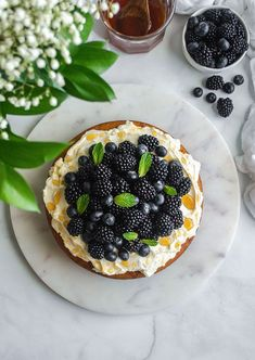 Honey Butter Cake 01