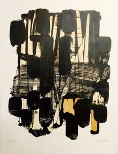 Pierre Soulages   ARTRESOURCE