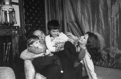 Photos of Celebrities at Home in the '70s