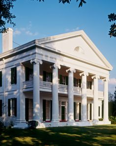 A new monograph takes a look at long-forgotten architect Henry Howard, who designed dozens of New Orleans' most distinctive buildings and whose particular take on neoclassicism defined the look of Louisiana's grand plantation homes. Gothic Revival Architecture, Classical Architecture, Southern Architecture, Henry Howard, Colonial, Louisiana Plantations, Louisiana Homes, Art Nouveau, Southern Mansions