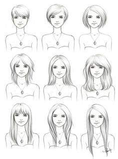 Guide to growing out your hair. I think I'll be glad I pinned this.