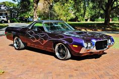 1972 Ford Ranchero...Re-pin brought to you by agents of #Carinsurance at #HouseofInsurance in Eugene, Oregon...Call for a Quote 541-345-4191