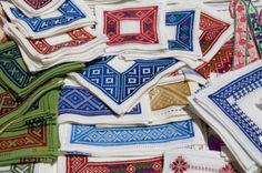 Best Christmas Gifts from Croatia: Croatian Embroidery