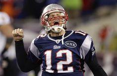 Tom Brady - AFC Championship: Patriots vs. Ravens - Sun, Jan 22, 2012 Gillette Stadium