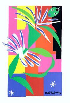 Creole Dancer - Matisse