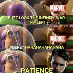 I'll remember this, Marvel. I will.