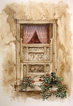 Alireza Sadaghdar's Painting Gallery