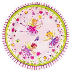 Fairy plates (8)