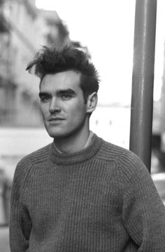 Morrissey, photo credit: Kerstin Rodgers/Redferns