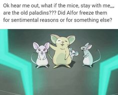Yes! That or their ment to represent the Paladins, and if so then whICH ONE IS SHIRO AND WHY HE NOT THERE