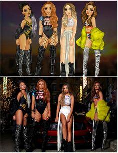 Little Mix 2017, Little Mix Outfits, Little Mix Style, Little Mix Girls, Jesy Nelson, Perrie Edwards, Top Singer, Litte Mix, Girl Bands
