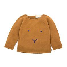 BUNNY SWEATER #oeufnyc #sweater #kids #alpaca #wool #fairtrade #bunny